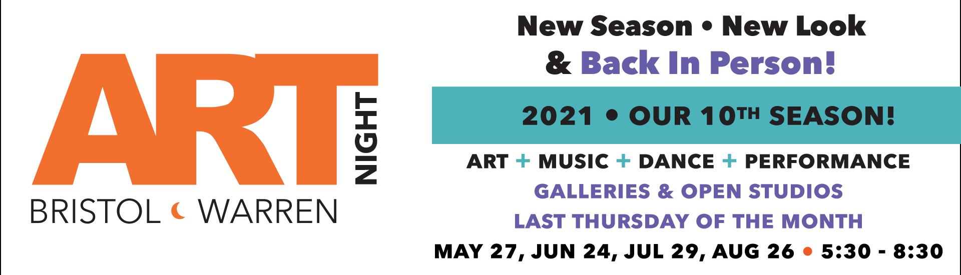 Art Night May 2021