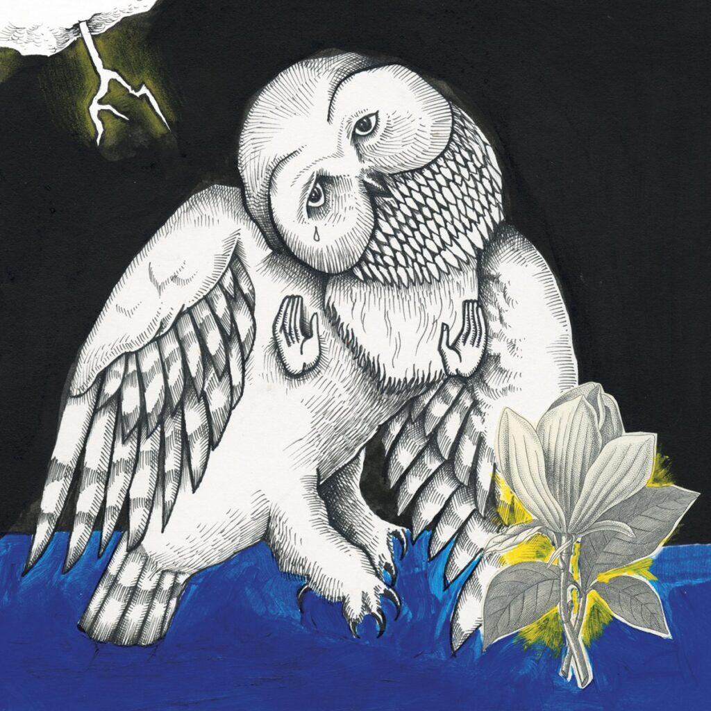 Magnolia front cover