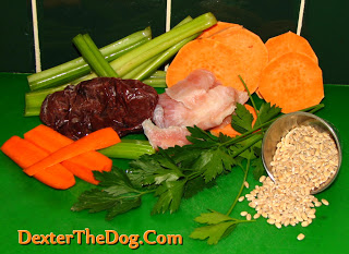 How to cook balanced meals for dogs