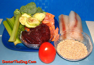 Home cooked dog food recipes with cod