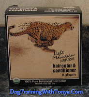 Natural Hair Color Review