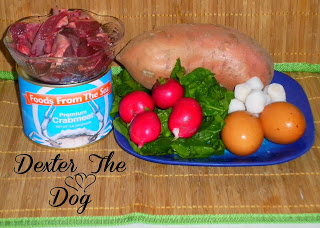Healthy Crab Dog Food Recipe