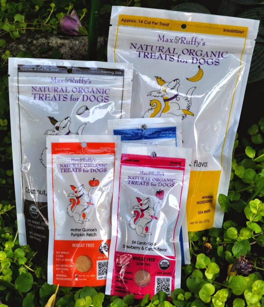 Organic Dog Treats Review