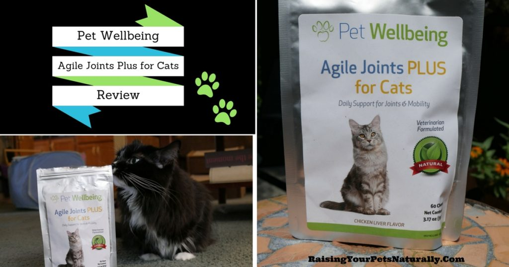 Agile Joints Plus for Cats