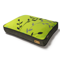 P.L.A.Y. Rectangular Bed with Eco-Friendly Filler and 100-Percent Cotton Cover