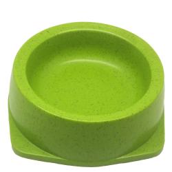 Alfie Pet by Petoga Couture Qatie Bamboo Fiber Pet Bowl