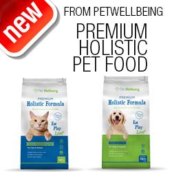 Pet Wellbeing Premium Holistic Pet Food