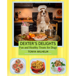 Dexter's Delights: Fun and Healthy Treats for Dogs by Tonya Wilhelm