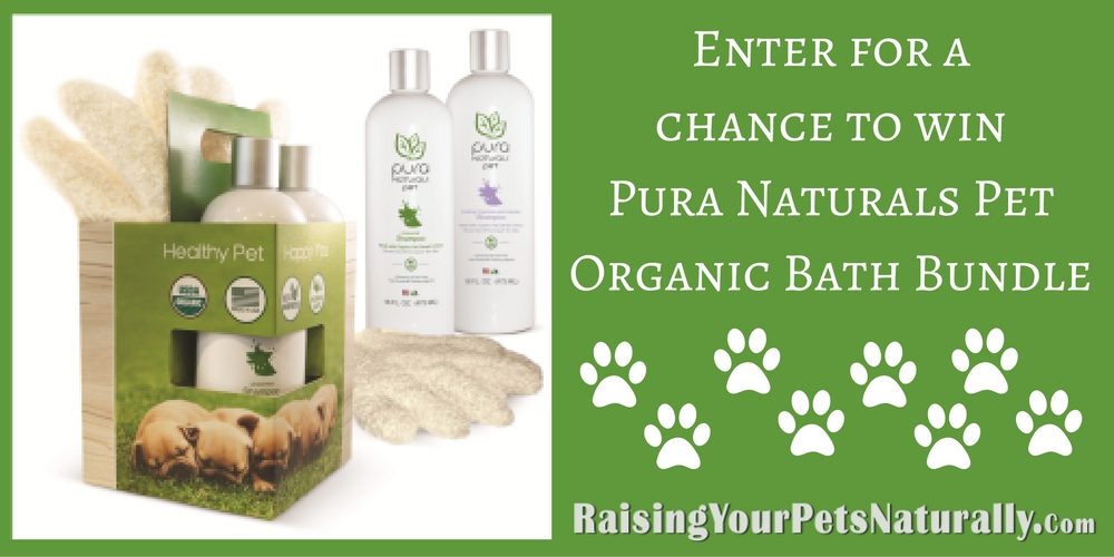 Enter for a chance to win a Pura Naturals Organic Bath Bundles Giveaway.