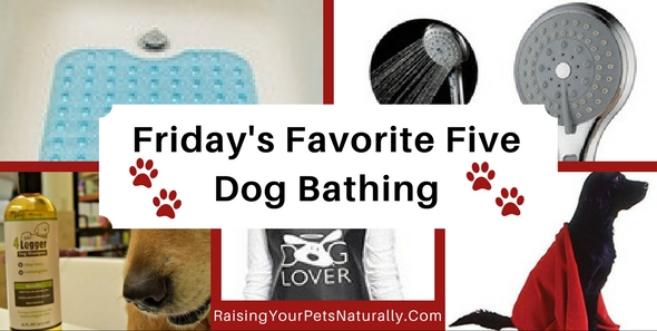 Are you are looking for the best natural dog shampoo or the most absorbent dog towel? Bathing a dog is a necessity for most of us. Dexter The Dog hates having a dog bath, but with his long fur and adventurous nature, it is something that we do about every 3-4 weeks. This makes it especially important to me to ensure the dog grooming products I use are safe and non-toxic, and help Dexter feel good during and after his bath. Well, as good as he can feel. ;)