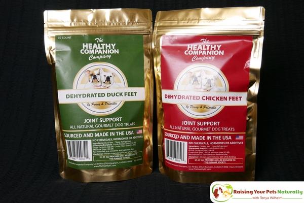 Best Natural Dog Training Treats for Dog Training Motivation. Learn why Dexter loves The Healthy Companion Company's wholesome dog treats. #raisingyourpetsnaturally