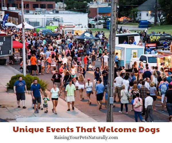 Oklahoma City, Oklahoma festivals that are dog-friendly