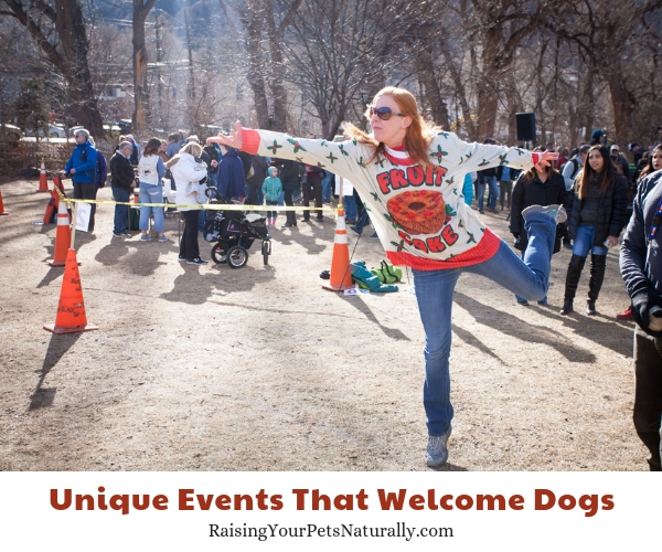Annual Great Fruitcake Toss, Manitou Springs, Colorado pet policy