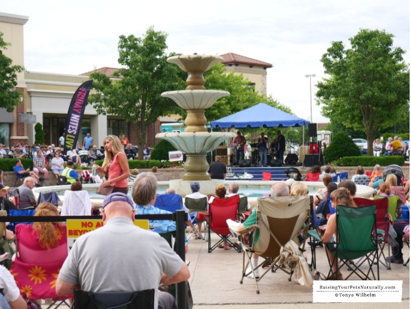 Free concerts in Indiana