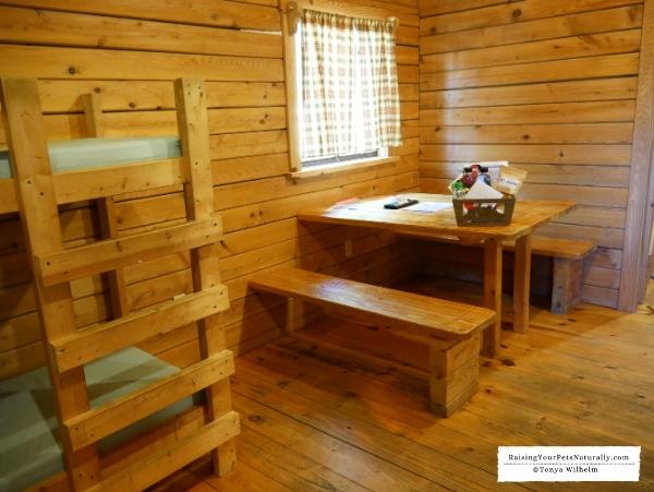 Pet-friendly log cabins in Pennsylvania