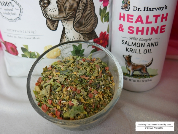 Dehydrated pet food brands