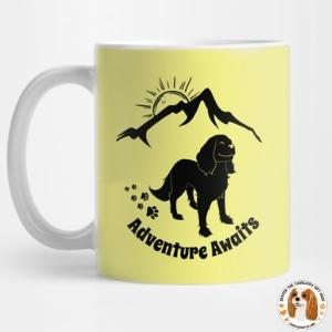 Dog travel mugs