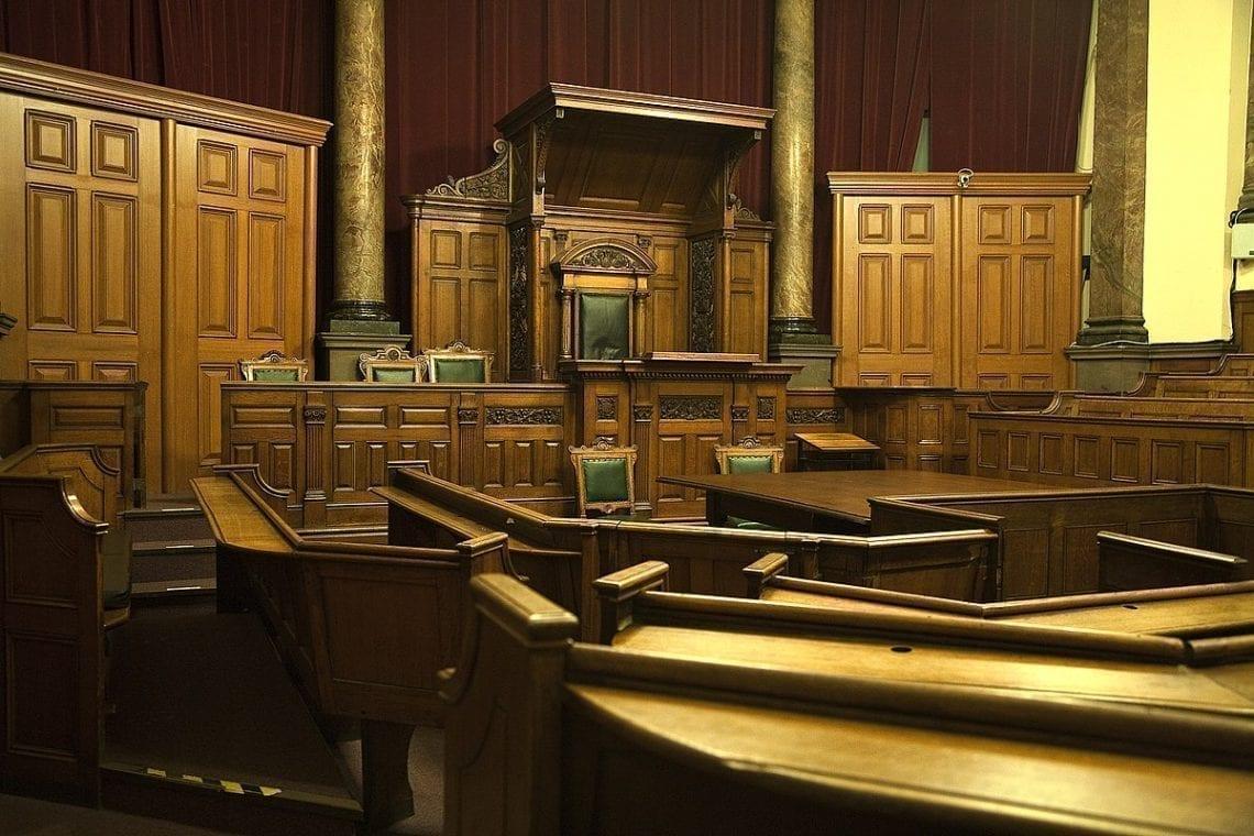 Courtroom Toronto Criminal Defense Lawyer