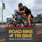 Difference Between Triathlon Bikes and Road Bikes