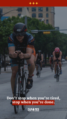 Motivation Quote Triathlon Instagram Stories