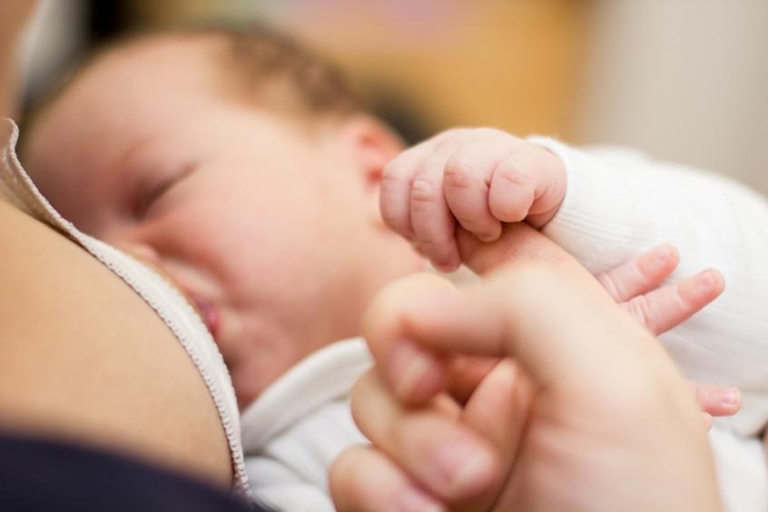 When Breastfeeding Doesn't Feel Like the Best!