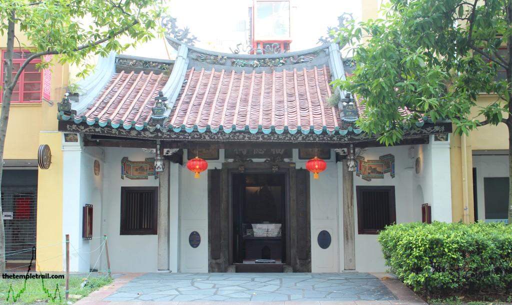 Fuk Tak Chi Temple