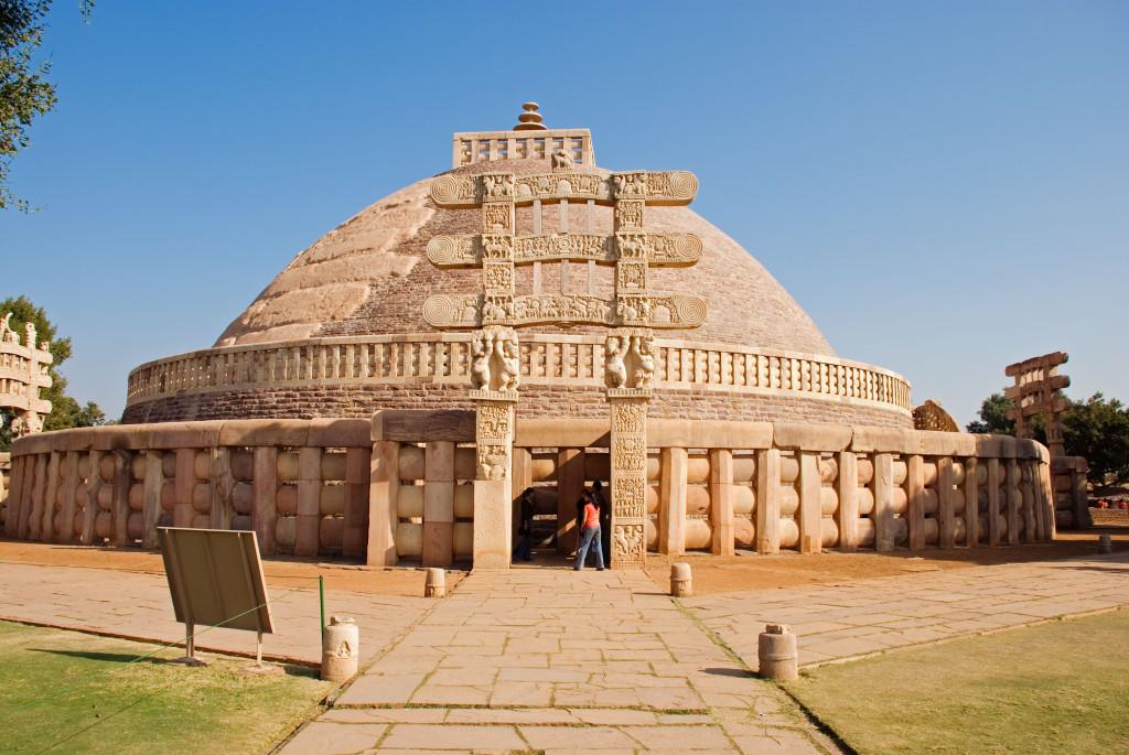 Great Stupa Sanchi