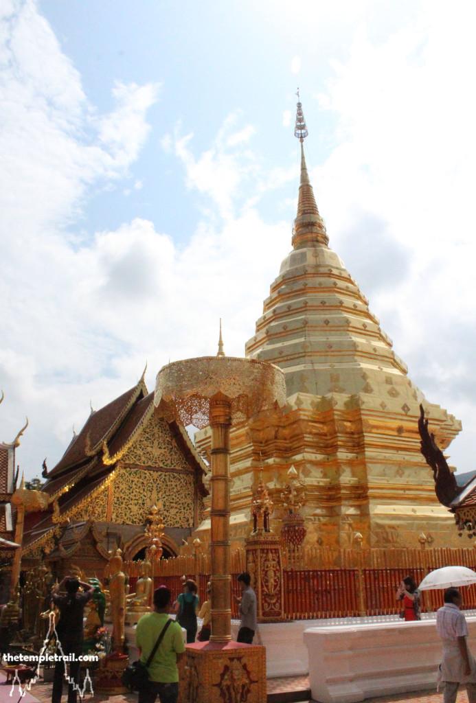 Wat Phra Doi Suthep, Chiang Mai