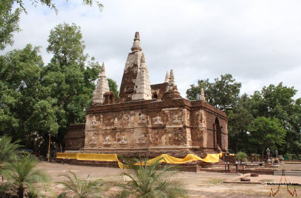 Wat Jedyod, Chiang Mai