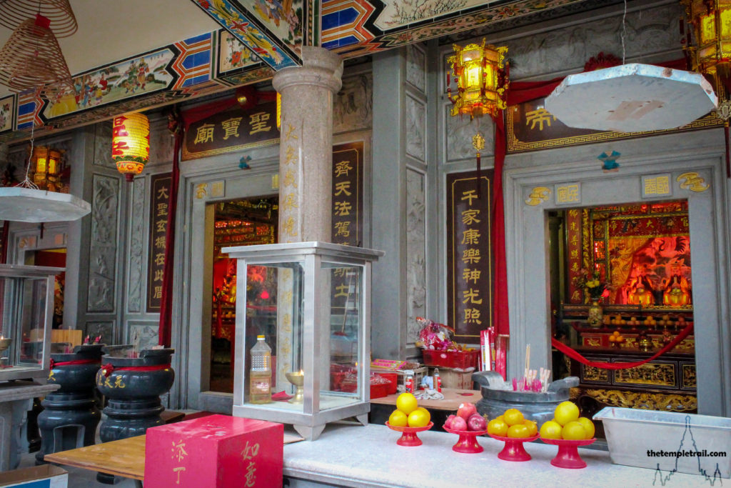 Monkey God Temple Sau Mau Ping
