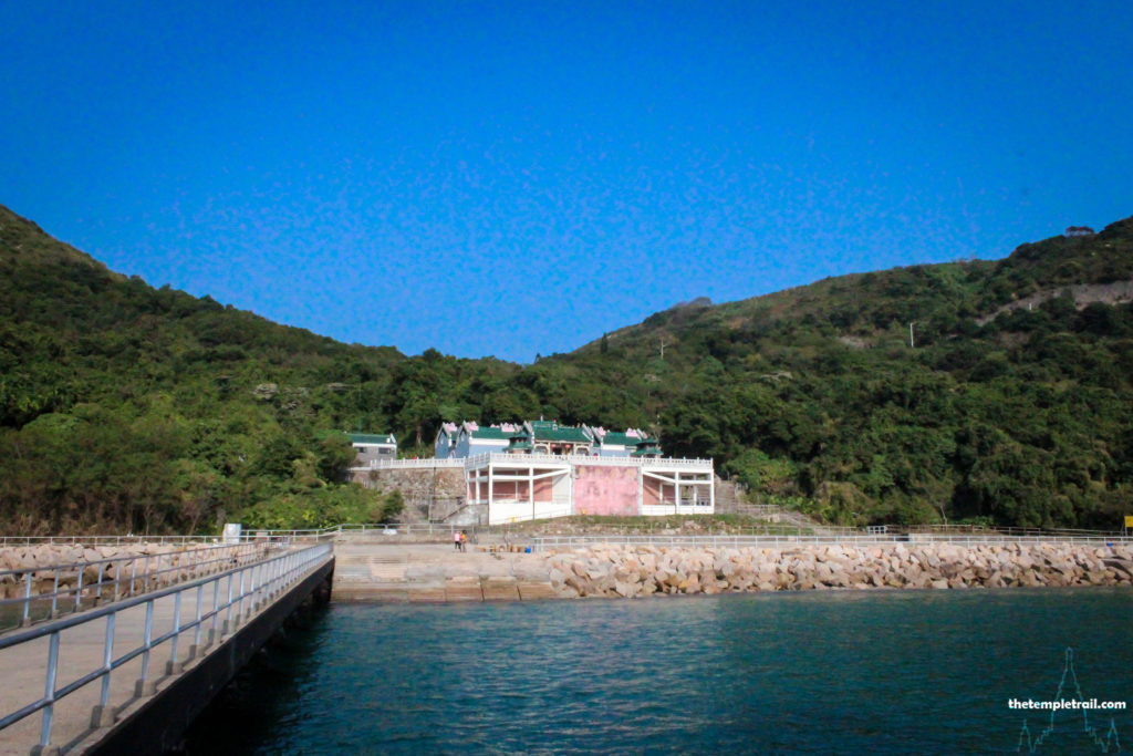 Tai Miu Joss House Bay