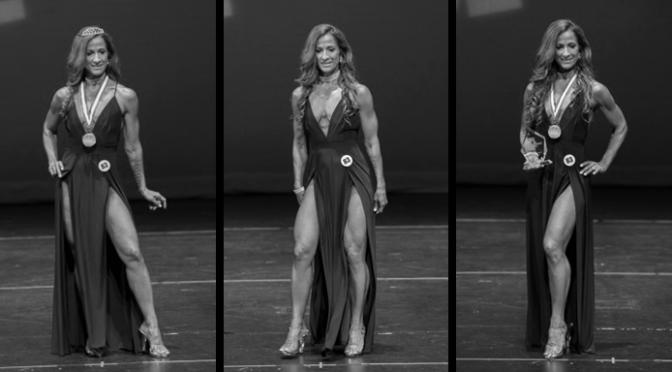 EVENING GOWN GAINZ! WITH IPL PRO SUNNY MILLER