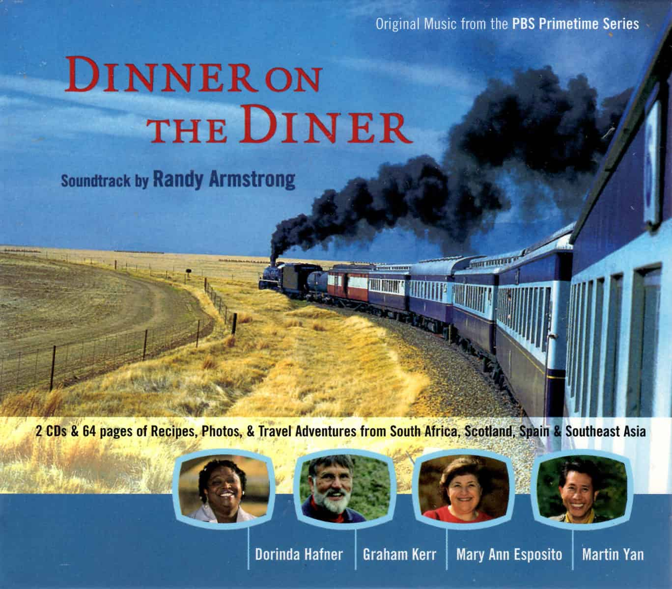 """Review of """"Dinner on the Diner"""" by BarnesandNoble.com"""
