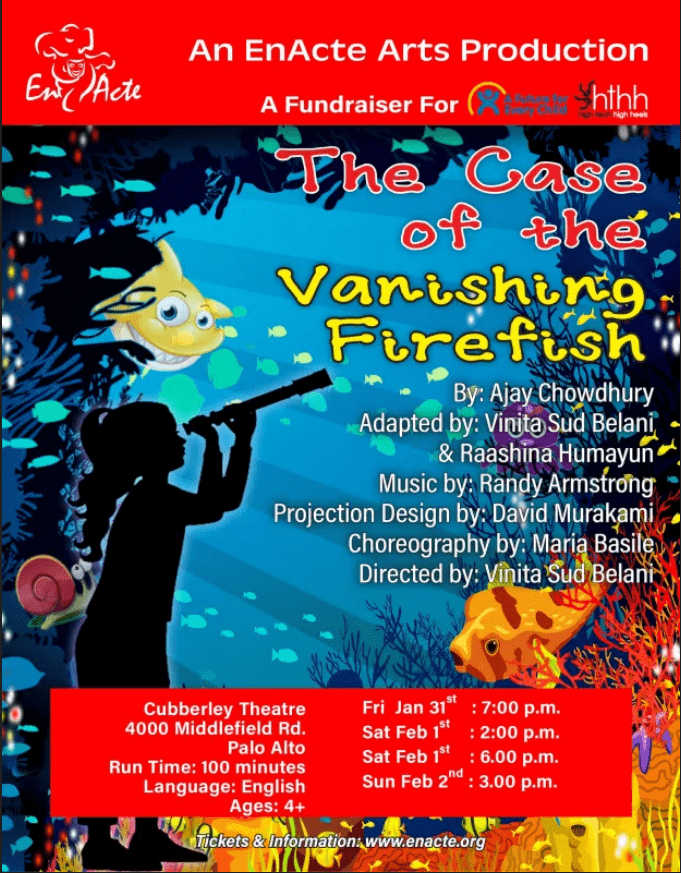 """New Original Music Scoring by Randy Armstrong for """"The Case of the Vanishing Firefish"""""""