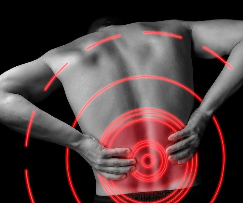 Quatro fatores de risco que podem causar hérnia de disco