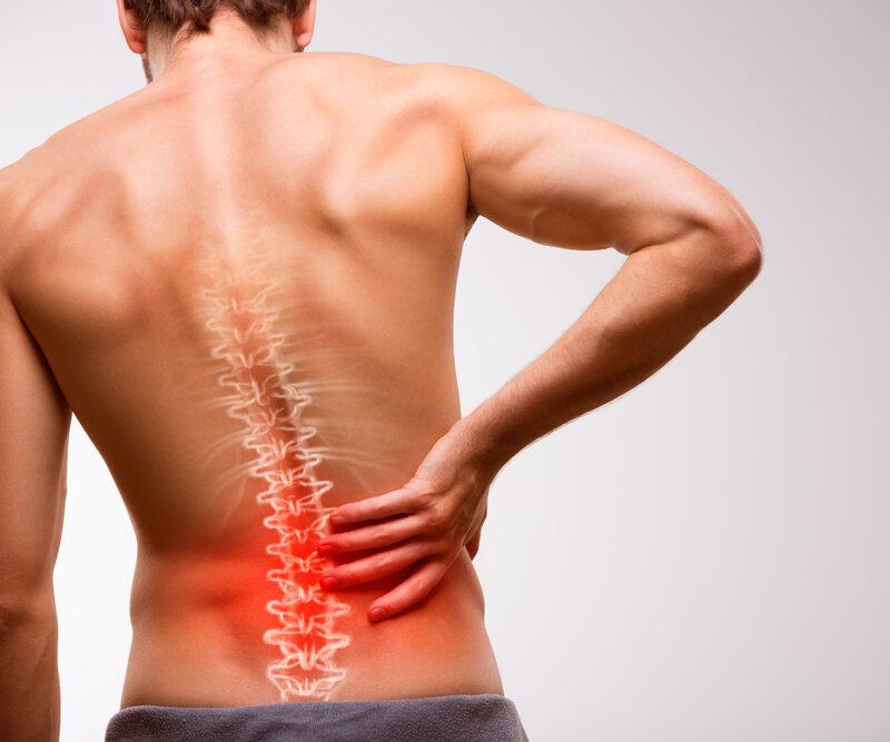 Qual a diferença entre dor lombar aguda e dor crônica?
