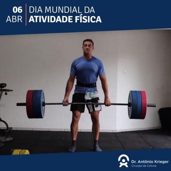 6 de abril – Dia Mundial da Atividade Física
