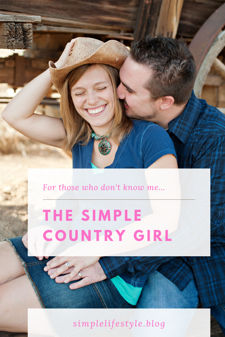 The Simple Country Girl by Simple Lifestyle Blog