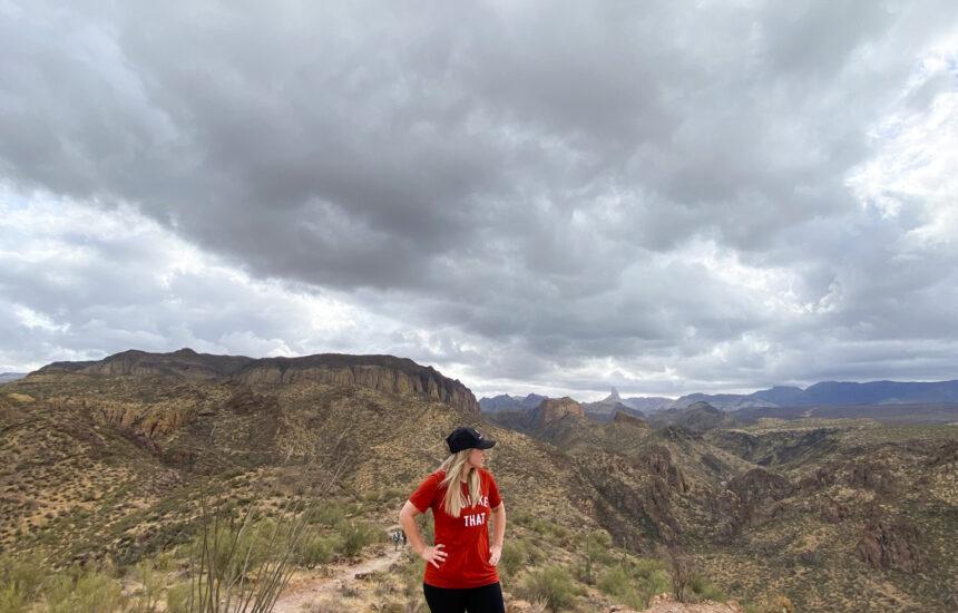 Boulder Canyon Trail to Battleship Mountain