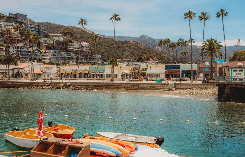 Catalina Island California Girls Getaway
