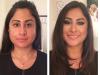 Muse Studios Wedding Bride Hair Makeup Artist Washington DC Virginia Maryland Before and After - 06