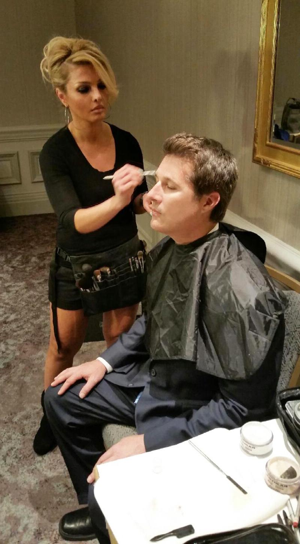 Hope Awards Muse Studios Hair Makeup Artist Washington DC Virginia Maryland - 04