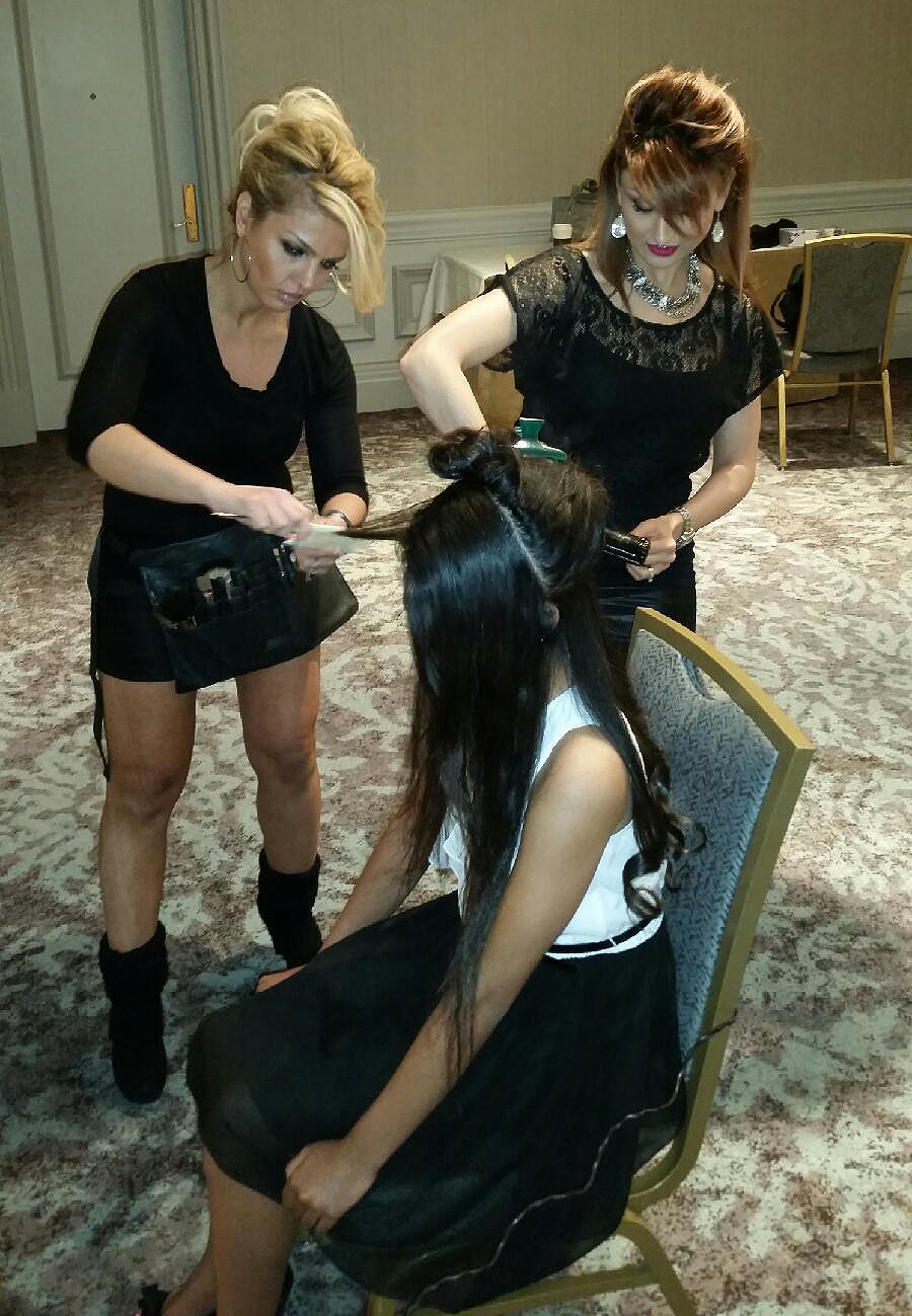 Hope Awards Muse Studios Hair Makeup Artist Washington DC Virginia Maryland - 05