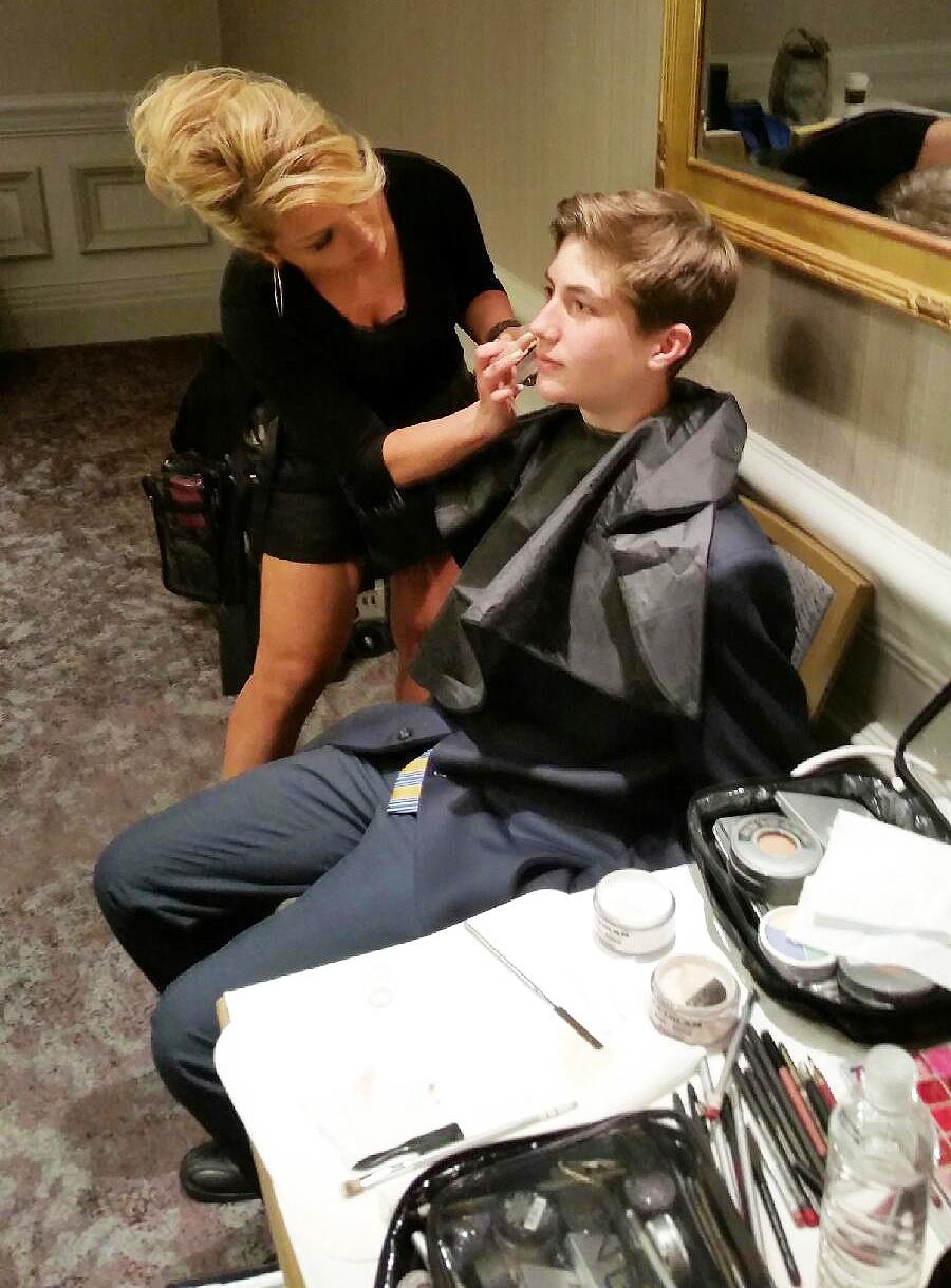 Hope Awards Muse Studios Hair Makeup Artist Washington DC Virginia Maryland - 06