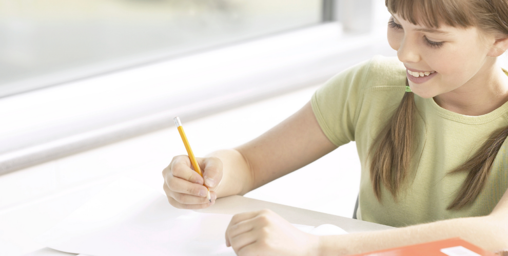 students are writers