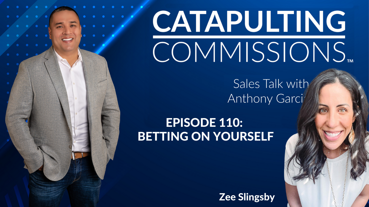 catapulting commission sales talk with anthony garcia