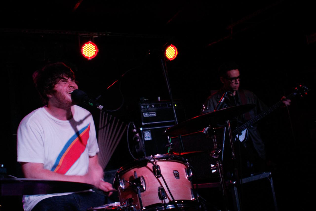 Telekinesis performs at Merge Records' showcase at Mercury Lounge during the CMJ Music Marathon in New York, NY on Oct. 18, 2012.