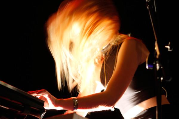 GEMS plays Music Hall Of Williamsburg in Brooklyn, NY on Nov. 11, 2013.
