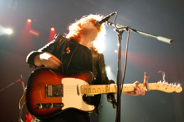 Lydia Loveless performs at Webster Hall in New York, NY on June 3, 2014.