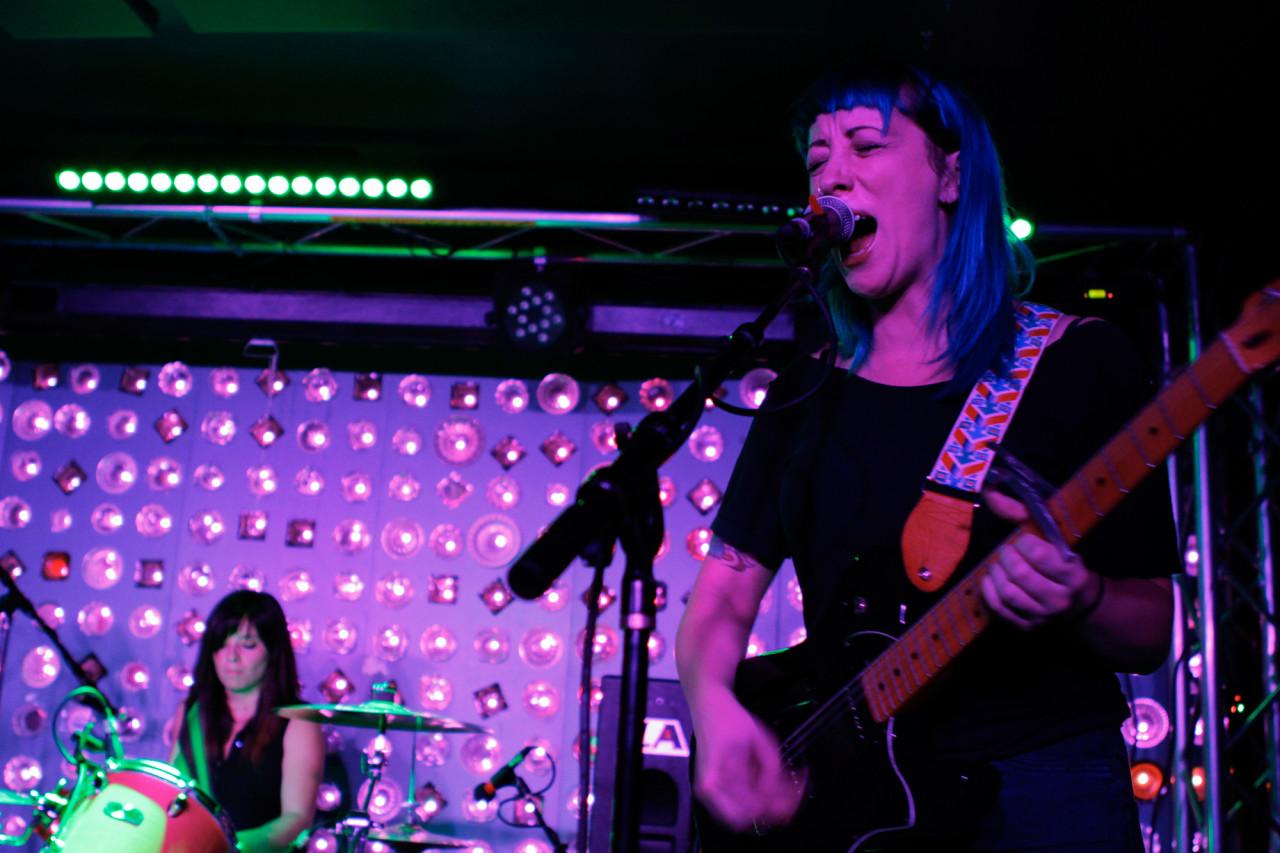 Cayetana plays at Baby's All Right in Brooklyn, NY on Jan 23, 2015.